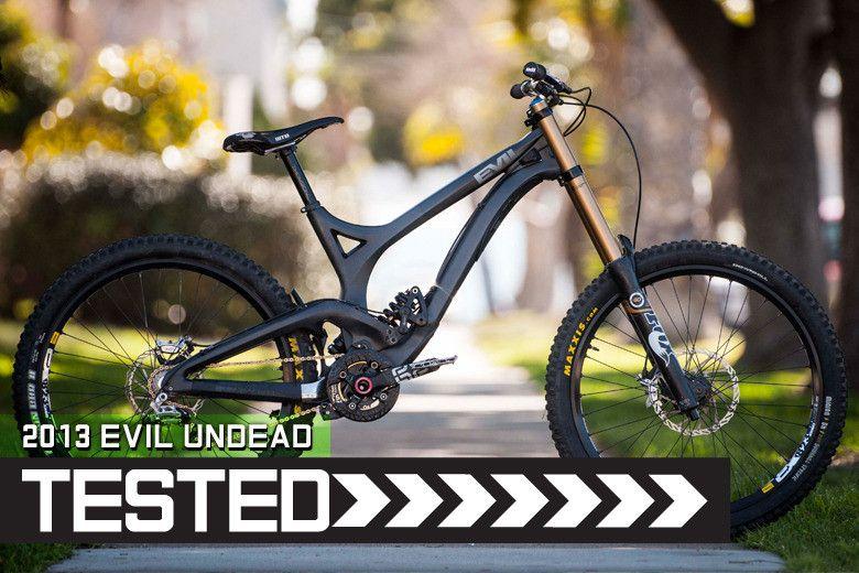 Evil Bikes Undead Frame – Reviews, Comparisons, Specs – Mountain Bike Frames - Vital MTB