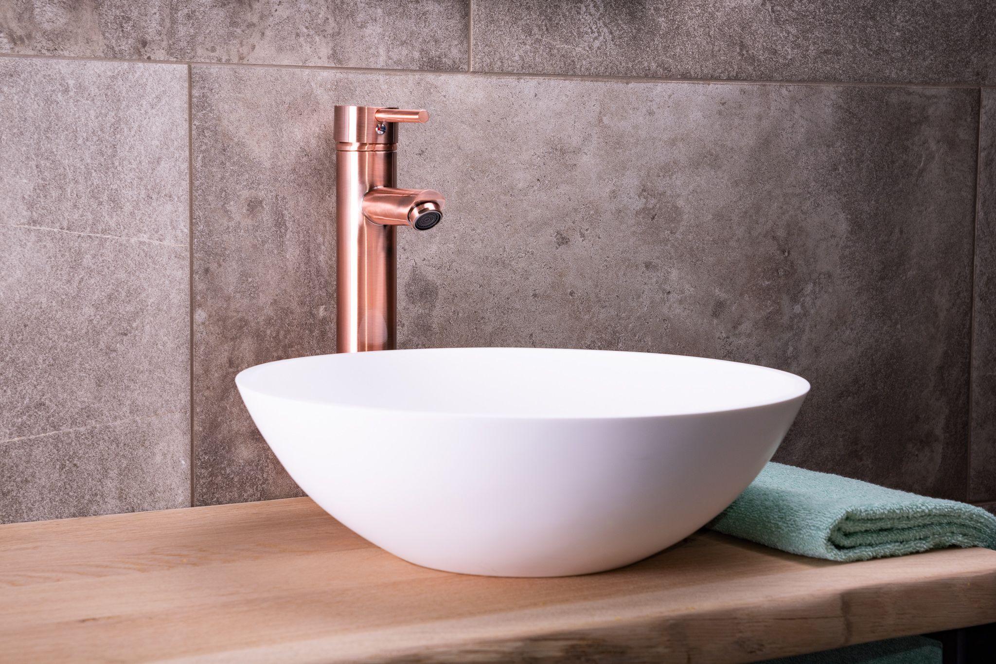 Wasbak Badkamer Inspiratie : B dutch badkamermeubel wasbak voor de badkamer badkamer