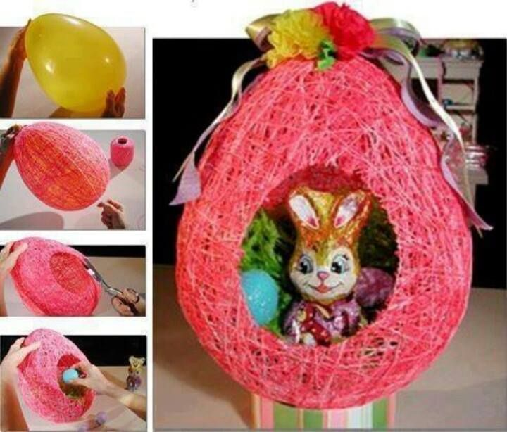 Cute idea for the grandkids this Easter!