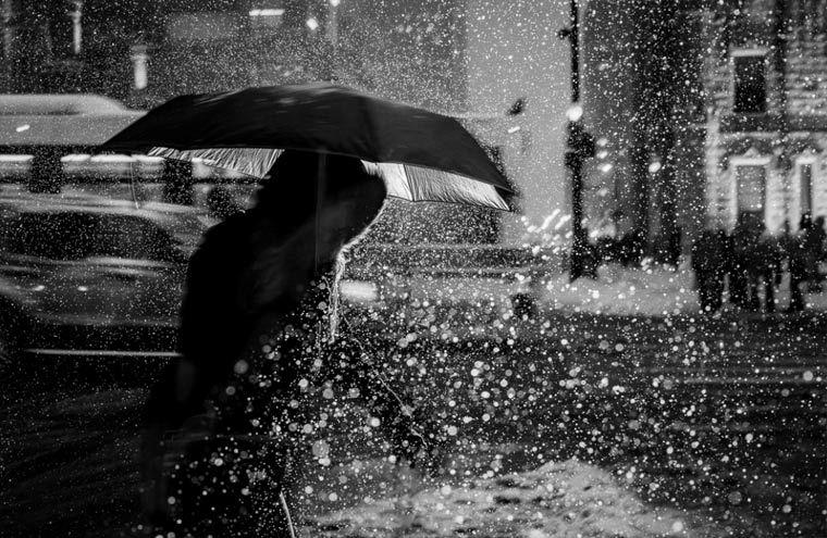 lluvia y más lluvia