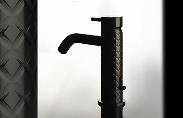 Gessi Gessi MRad Fitler Club Pinterest - Contemporary waterfall faucets riflessi from gessi