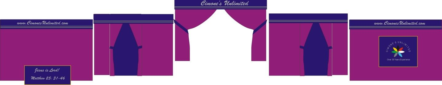 EQUINE STALL CURTAINS « Blinds, Shades, Curtains