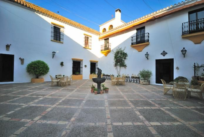 Fotos Hotel Hacienda El Santiscal | Web Oficial de Hoteles Históricos de España