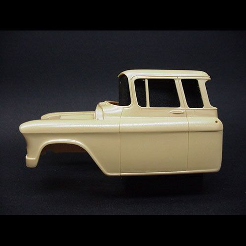 1955 Chevy Truck Extended Cab - The Modelhaus