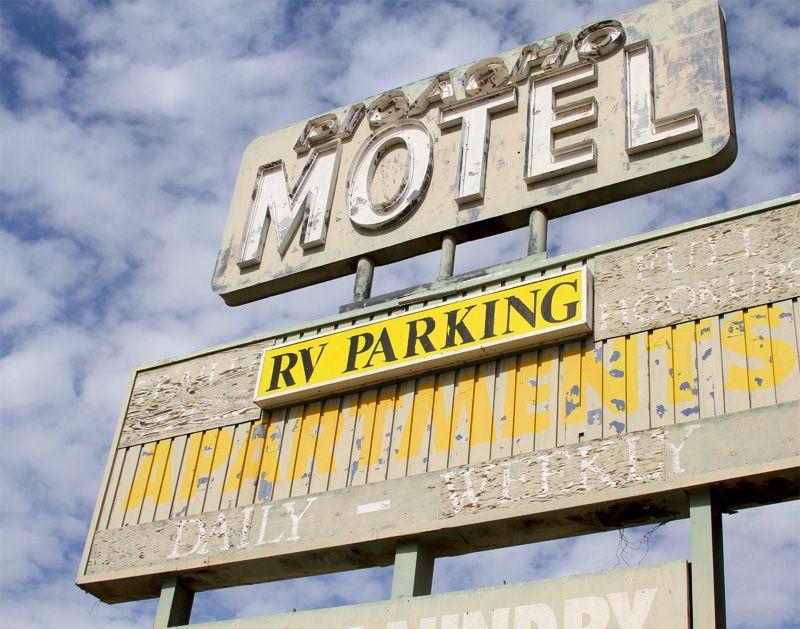 Picacho Motel, Eloy 2011 #abandoned