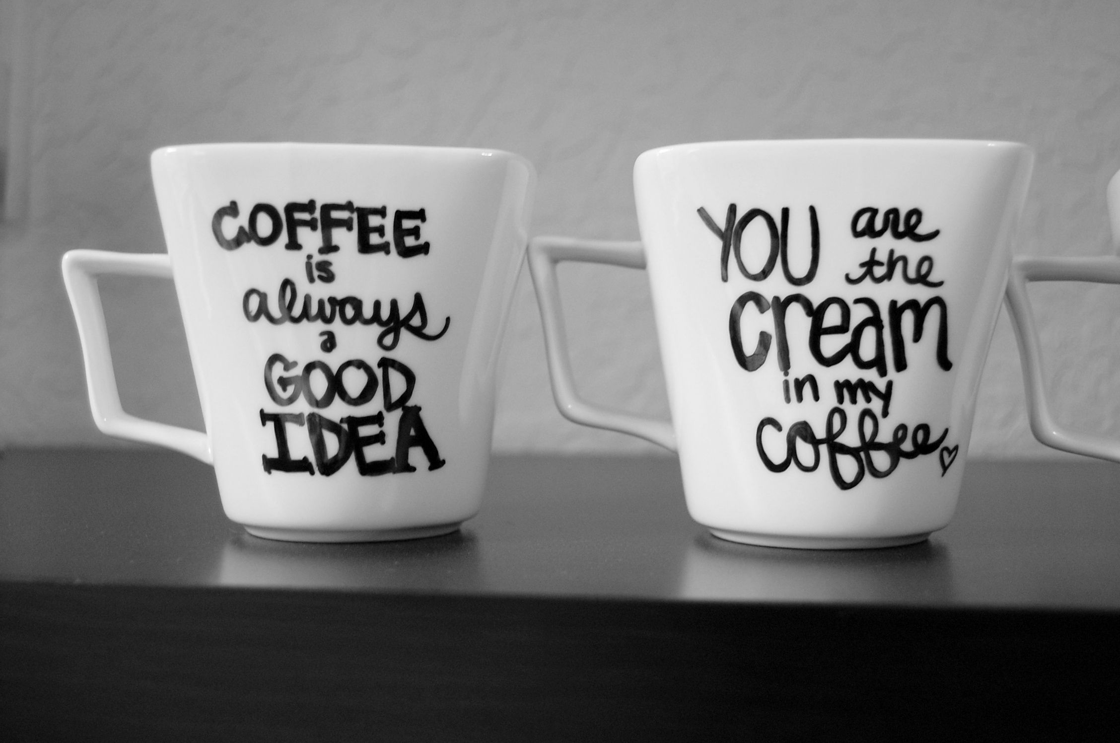 Coffee Mug Design Ideas 10 creative design ideas offering perfect gifts for coffee lovers 1000 Images About Cheyenne On Pinterest Rubbing Alcohol Ovens And Walmart