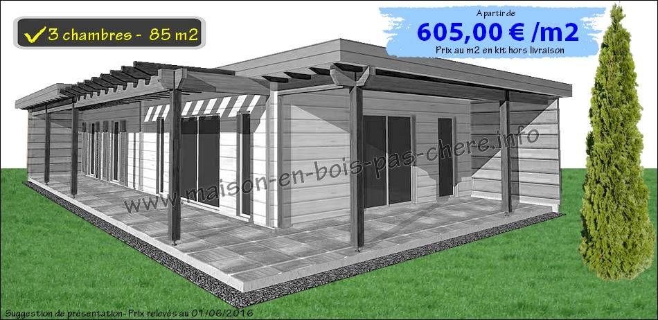 plan maison kit