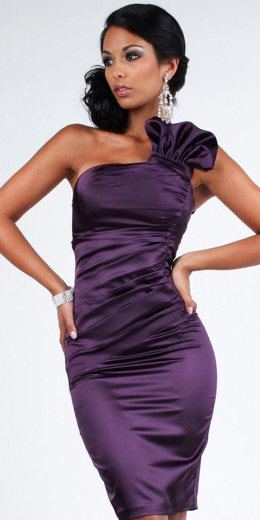 cutenfanci.com purple cocktail dresses (15) #cocktaildresses ...