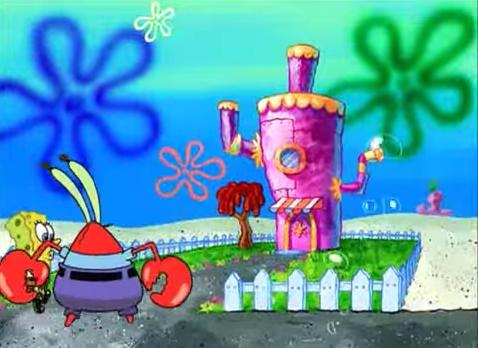Krusty Love 072 Png Spongebob Mr Krabs Mr Krabs Disney Drawings