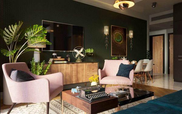New Interior Design Trends 2020 Wonen
