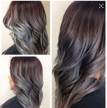 Platin Kullu Kristal Sac Renkleri Sac Renkleri Uzun Sac