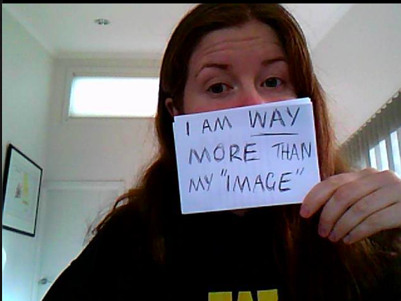 #affirmation: I am way than my 'image'