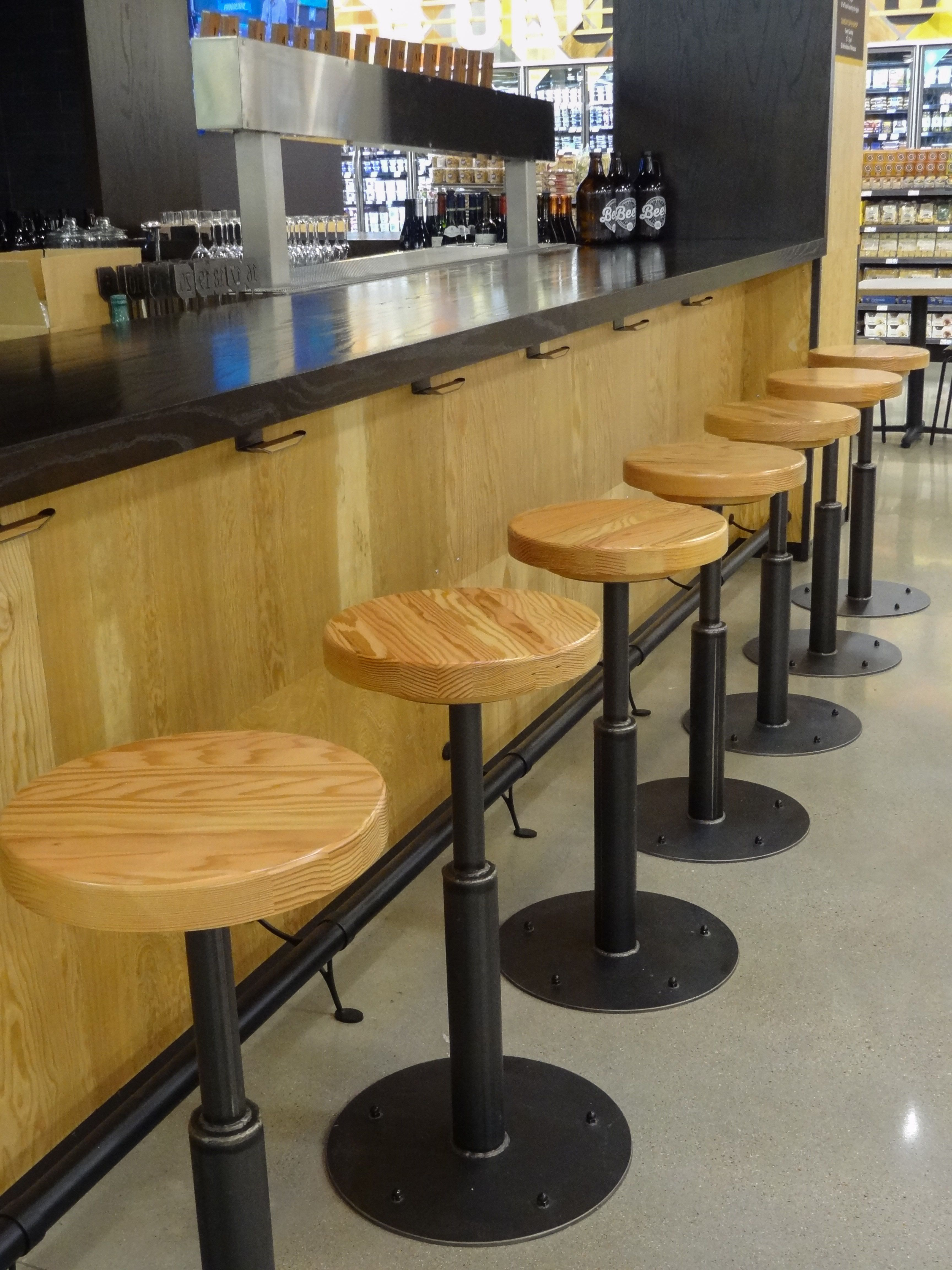 New Store Furniture Design By Thread Collaborative In Irving, Texas. Opened  On September 26