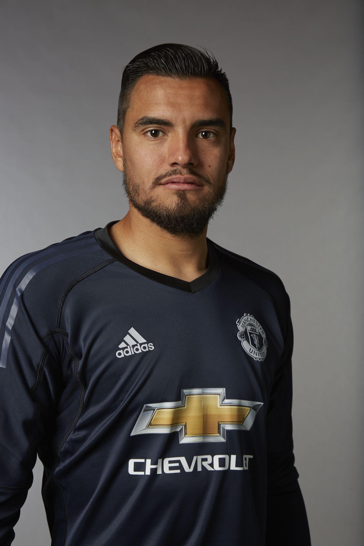 cd63defa672 Player profile  Sergio Romero - Official Manchester United Website ...