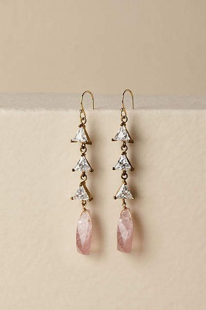 Anthropologie Lennon Drop Earrings qpY8PL