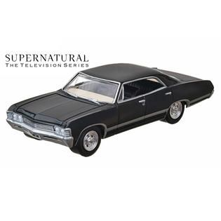 1967 Chevrolet Impala Sport Sedan Supernatural 1:64 GreenLight 44692 NEU Chevy