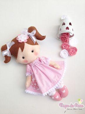 Moldes para hacer muñecas de fieltro06