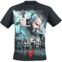 Vikings Ragnar - Battle T-ShirtEmp.de #graphicprints