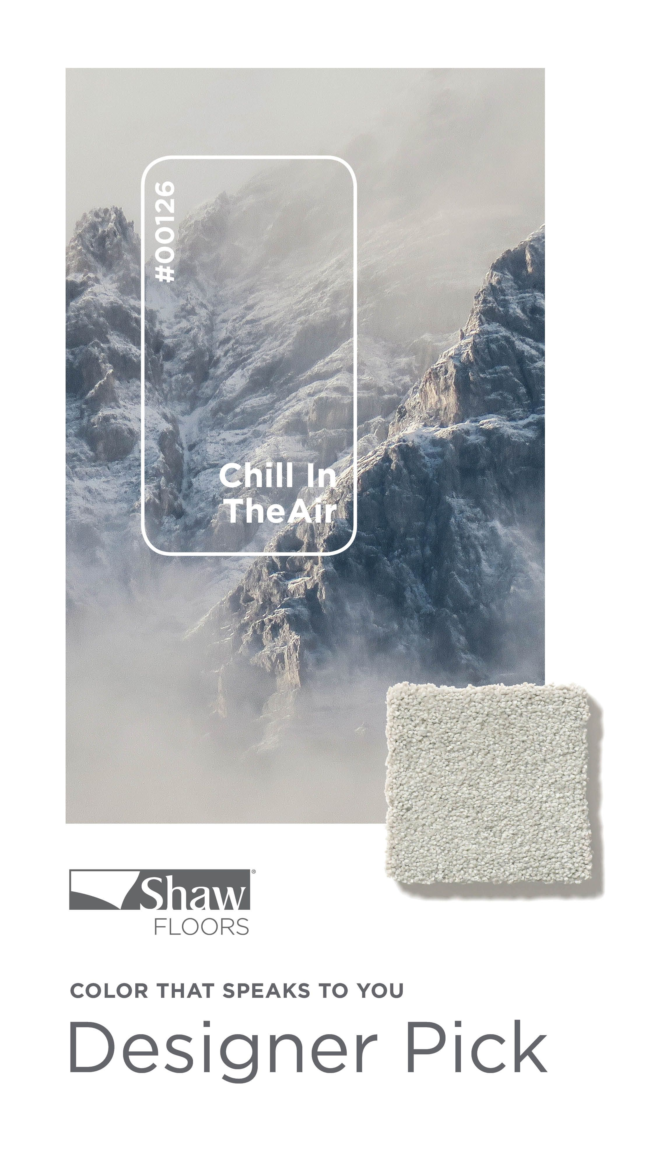 The First Cool Refreshing Breeze Signals The Changing Seasons Welcome Chill In The Air Carpet Into Your Home For A Peaceful Color Shaw Floors Designer Picks