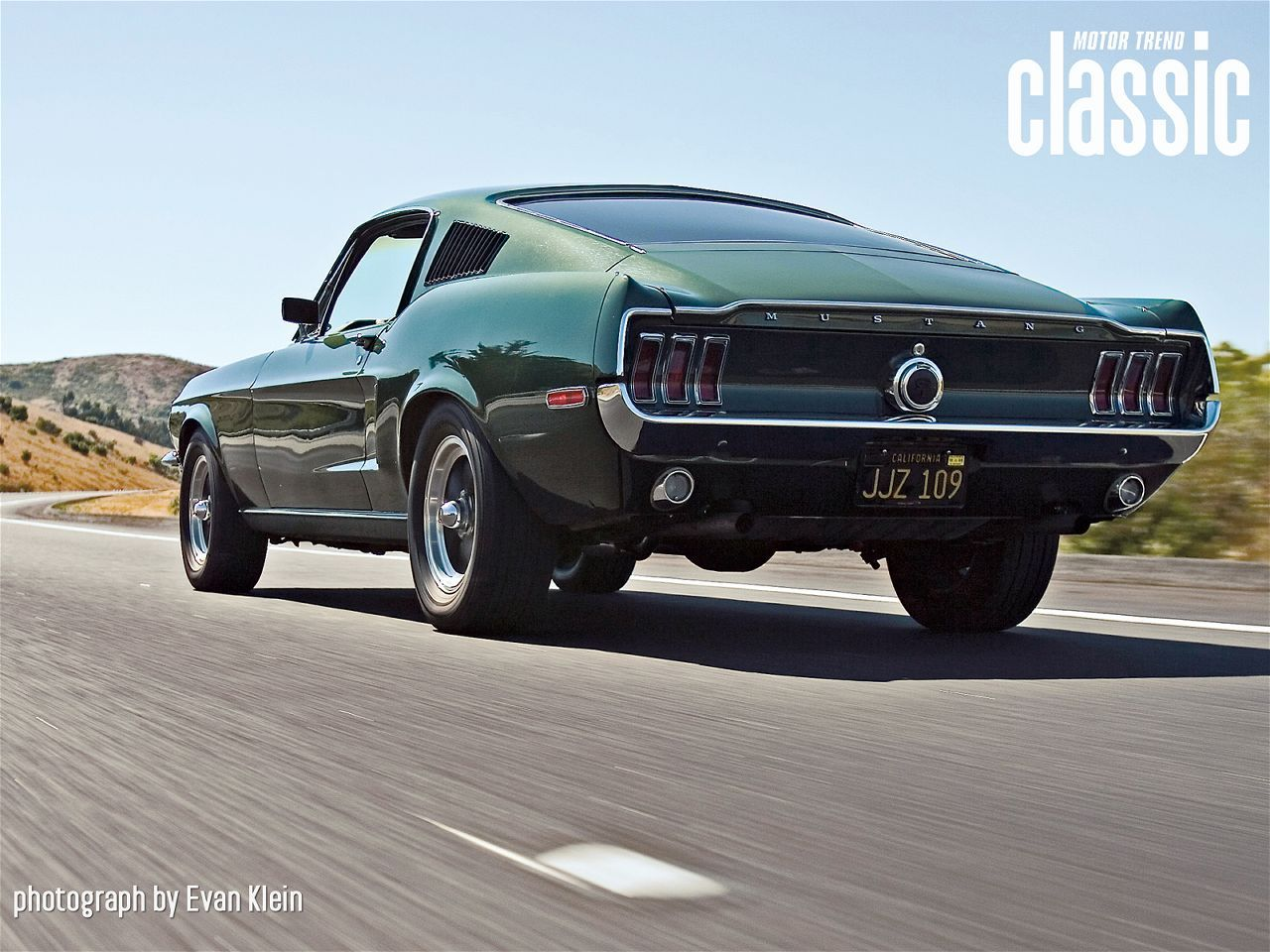 "spesso 1968 Ford Mustang GT 390 ""Bullitt"" replica 