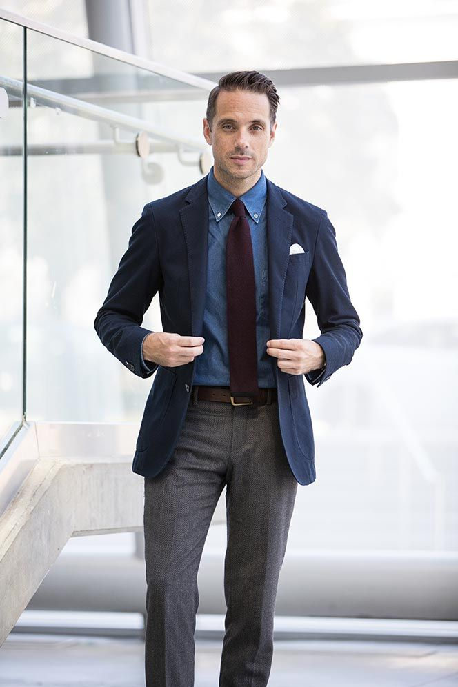 7ad321c0c0 If Your Version of Business Casual Includes a Tie