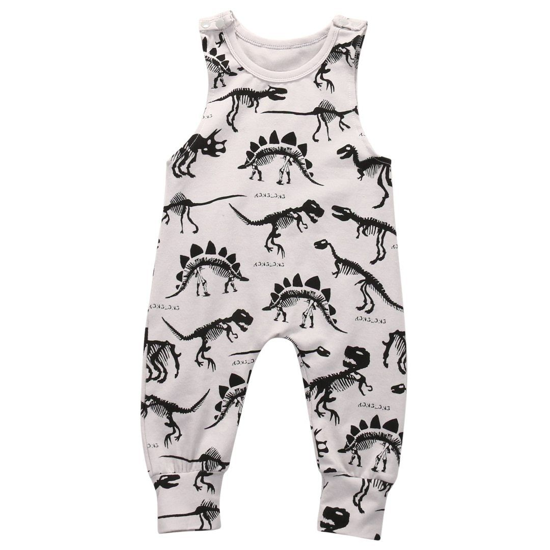 Toddler Infant Kids Baby Boy Clothes Casual Romper Playsuit Jumpsuit Outfit ff