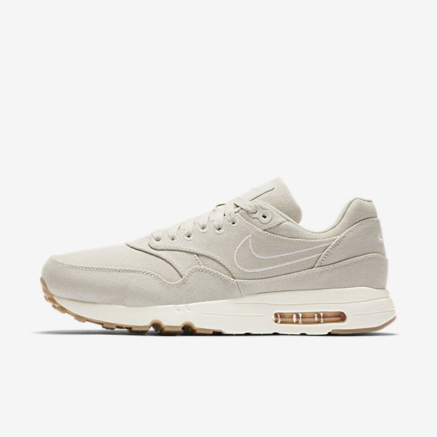 Chaussure Nike Air Max 1 Pas Cher Homme Ultra 2 0 Textile Beige ...