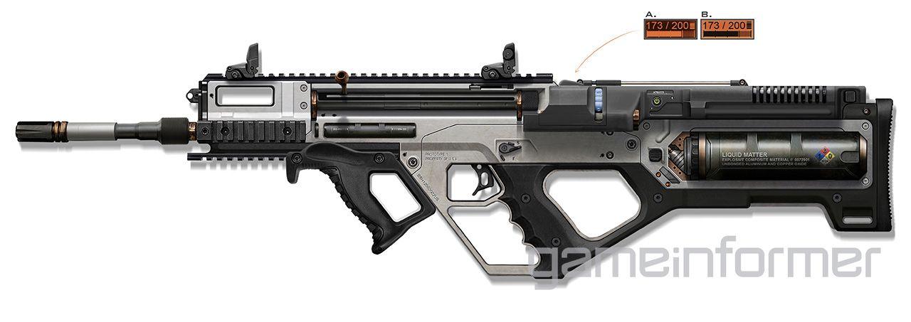 Call of Duty: Advanced Warfare incluirá un arma capaz de imprimir su propia munición - 3DJuegos