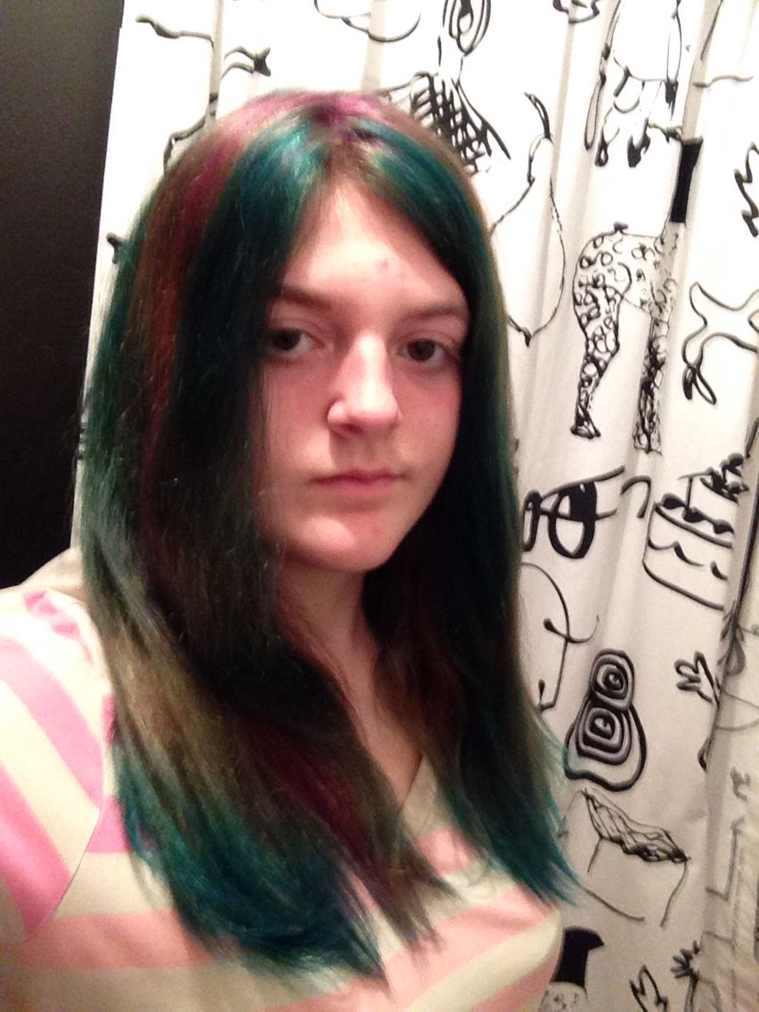 Awesome hair dye from dallorama!!