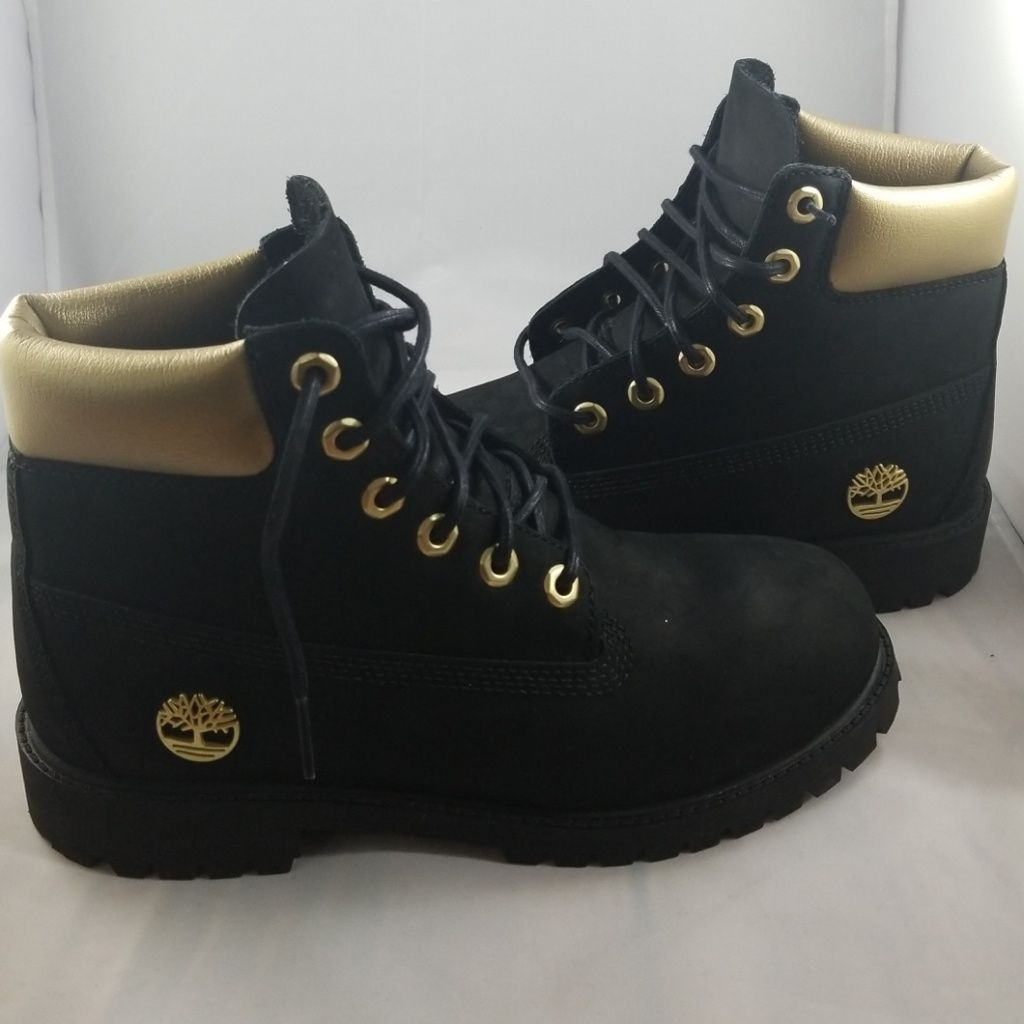 Timberland Shoes | Limited Edition Timberland Boots Black