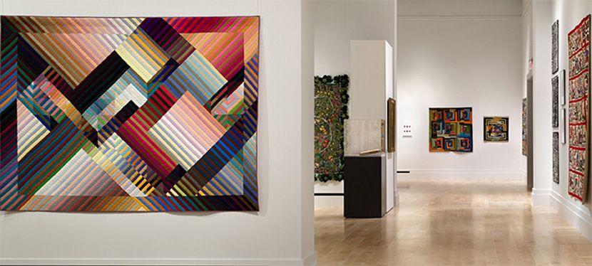 International Quilt Study Center Museum Exhibitions