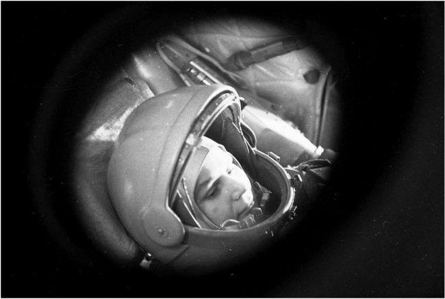 Душевные фото первых космонавтов СССР