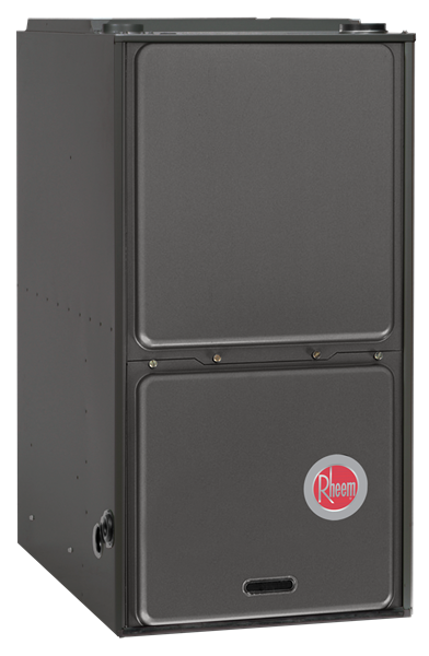 Rheem Value Series Up to 93 AFUE SingleStage PSC Motor