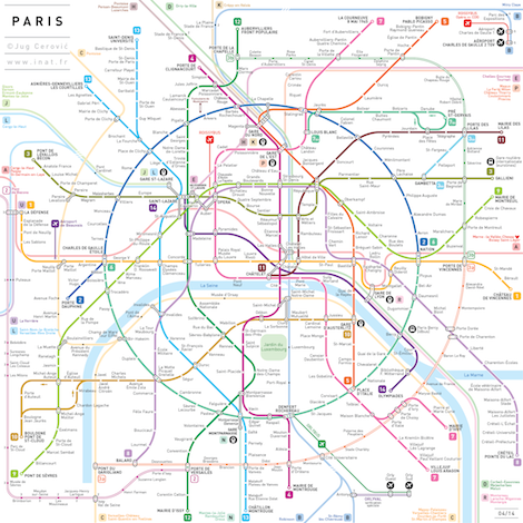 travelingcolors standardized metro maps around the world by jug cerovic french serbian architect jug cerovic has standardized international subway maps