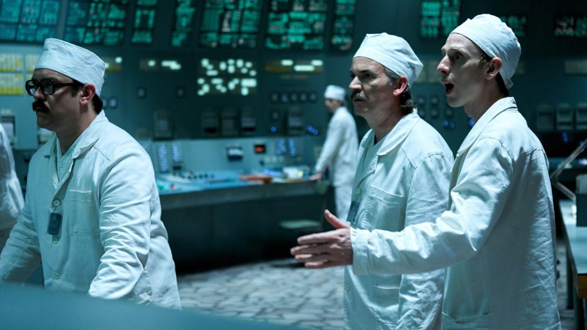 Nightmarish Full Trailer For Hbo S Nuclear Disaster Miniseries
