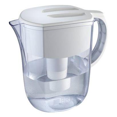 brita water filter pitcher. Brita Everyday 10 Cup Water Pitcher - White Filter