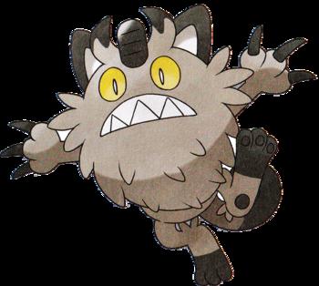 Meowth in 2020 Cat pokemon, Pokemon pokedex, Pokemon art