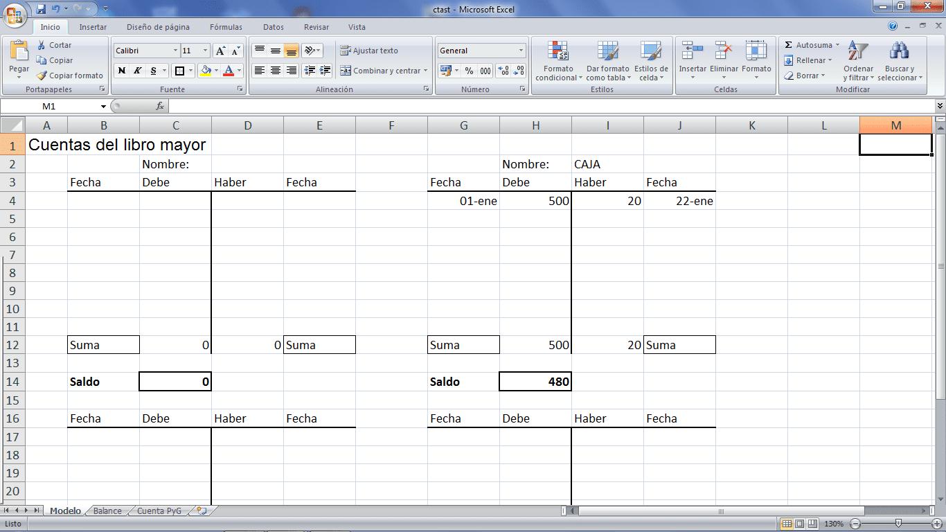 Aprende A Aplicar Excel A Tus Tareas En Contabilidad Y