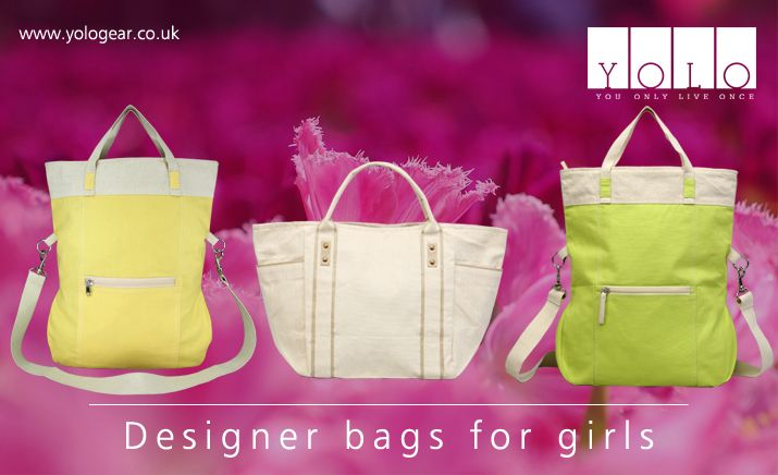 Trendy Designer Bags For Girls From YOLO