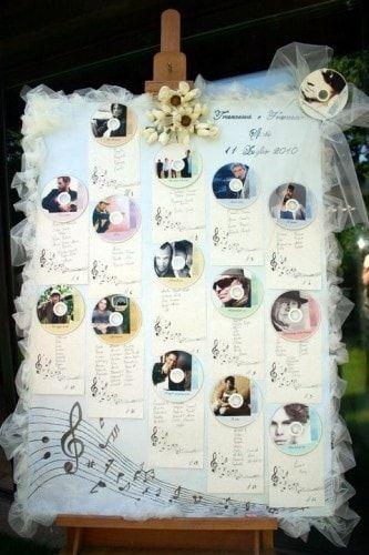 Segnaposto Matrimonio Musica.Risultati Immagini Per Segnaposto Musica Matrimoni A Tema Musica
