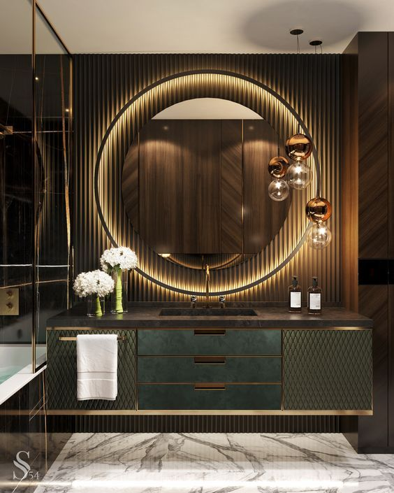 10 Modern Mirrors That Will Bring Sophistication To Your Home Décor