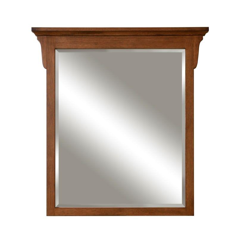 Sunny Wood Mo3038mr Mission Oak 30 Framed Mirror Craftsman Home Decor Mirrors Bathroom