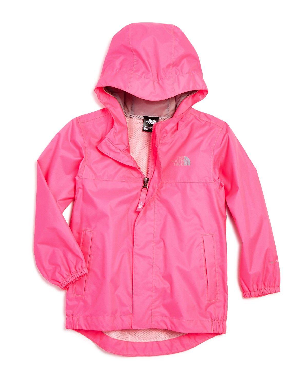 The North Face Girls Tailout Rain Jacket Little Kid Kids Girls Girls 2 6x Bloomingdale S Rain Jacket North Face Girls Jackets [ 1500 x 1200 Pixel ]