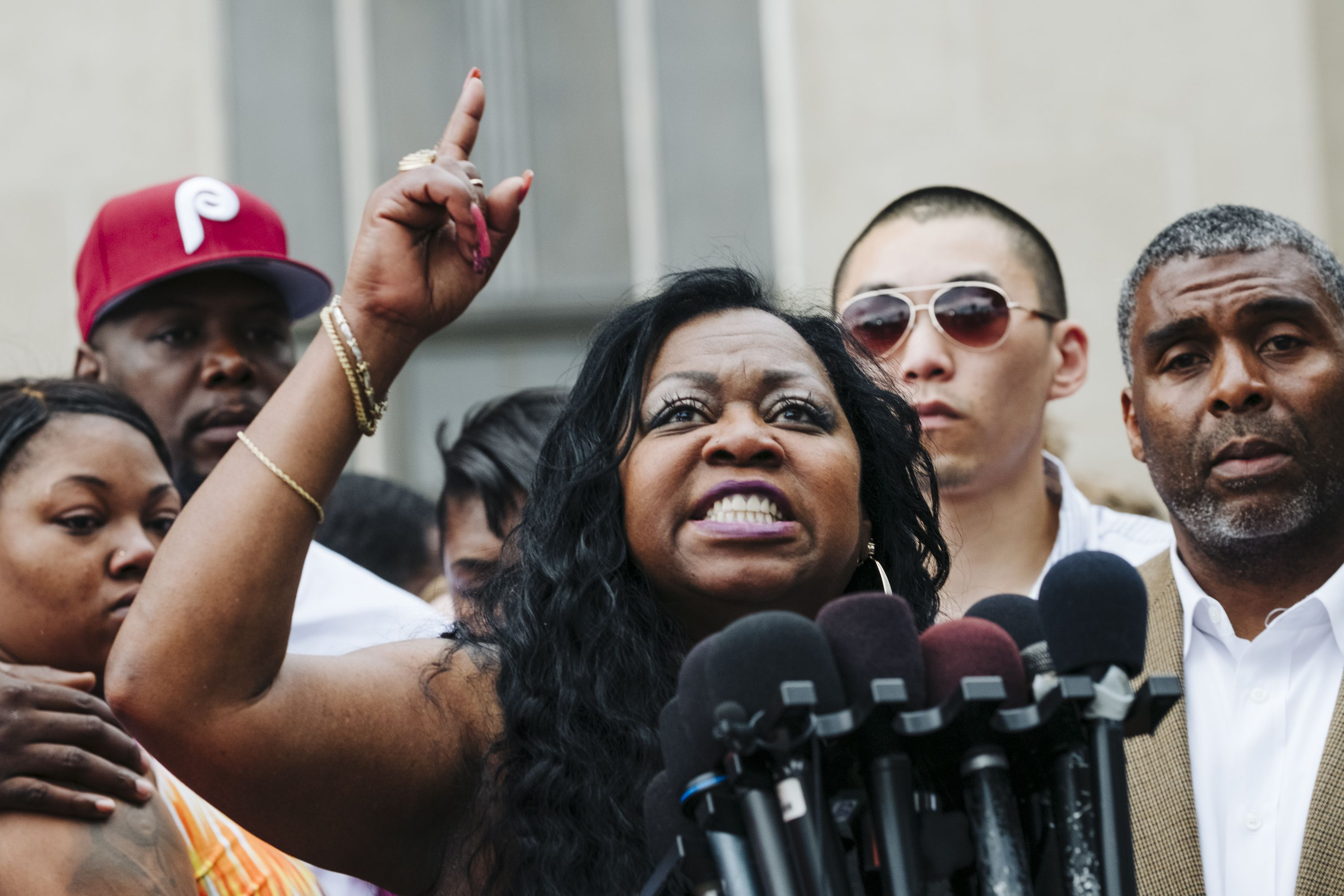 Philando Castile's Mother: 'This City Killed My Son And The