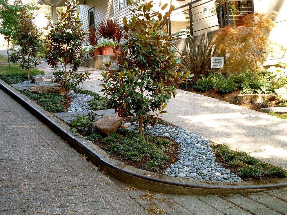 Image result for parking strip landscaping ideas | Front ...