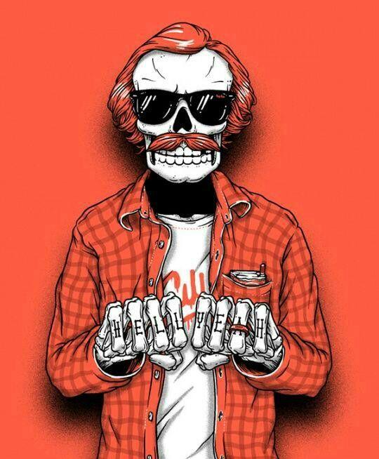 Hipster rocker skeleton sunglass red skull skeleton rock skull art and red resmi voltagebd Images