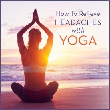 learn how to relieve painful headaches with restorative