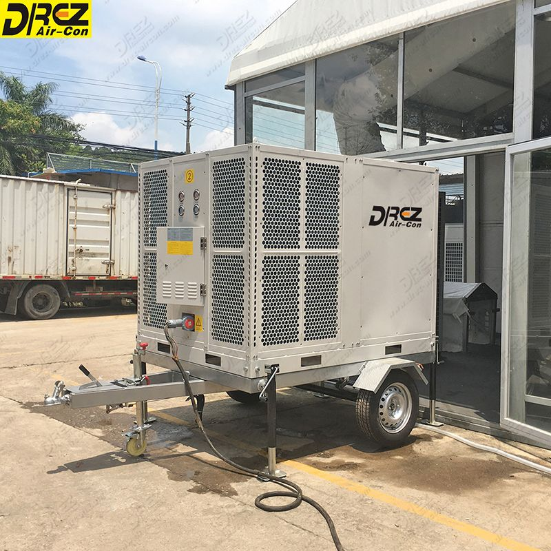 Drez Exhibition Portable Air Conditioner for Commercial