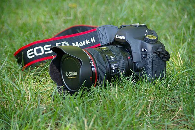 my canon 5D mark II