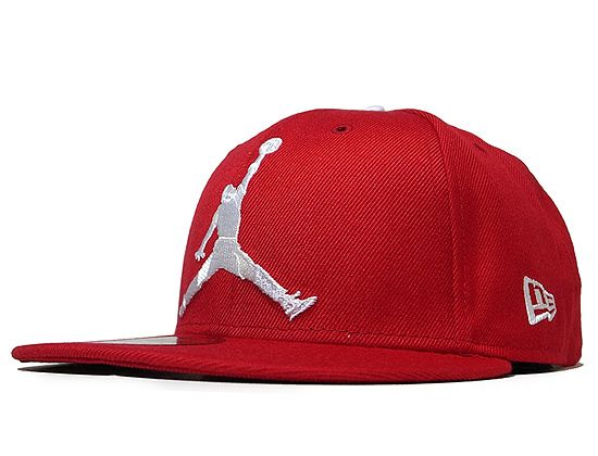 bb26305742c Jordan x New Era Jordan Hats, Jordan Red, Fitted Baseball Caps, Fitted Caps